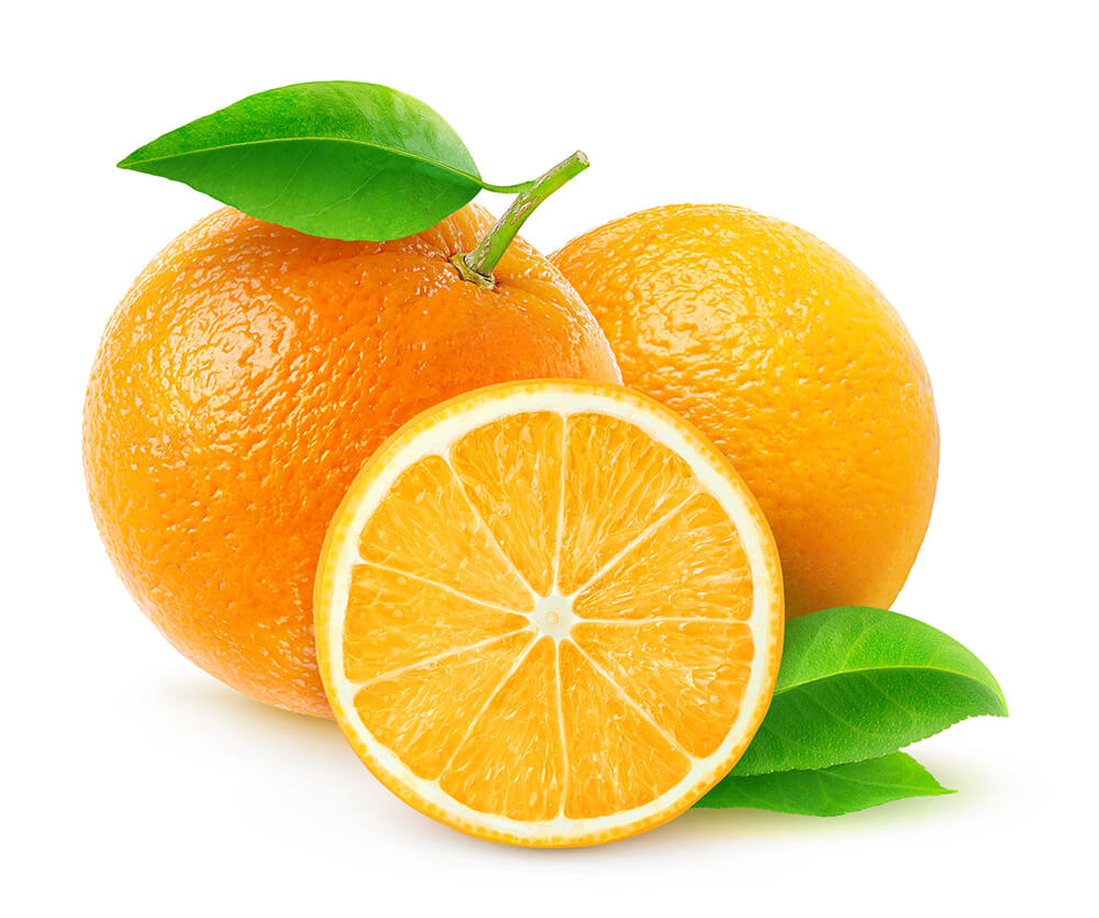 オレンジは人を惹きつける、幸せ...
